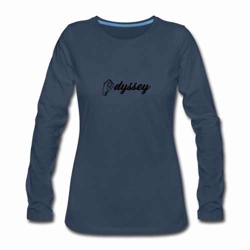 Hand Sign Odyssey - Women's Premium Long Sleeve T-Shirt