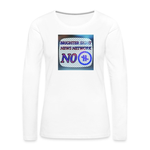 NO PAUSE - Women's Premium Long Sleeve T-Shirt