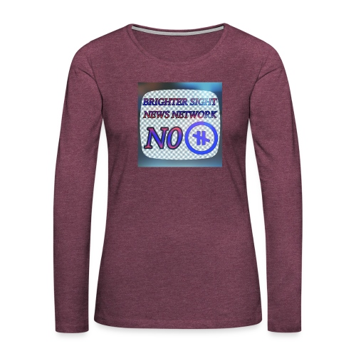 NO PAUSE - Women's Premium Long Sleeve T-Shirt