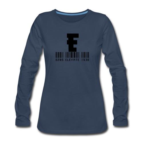 Elevate design - Women's Premium Long Sleeve T-Shirt