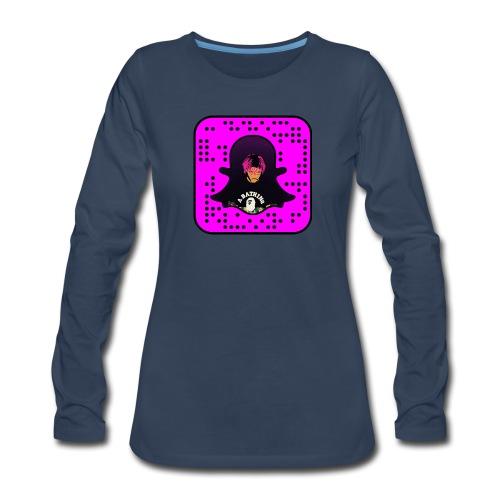 snapcode UZI - Women's Premium Long Sleeve T-Shirt