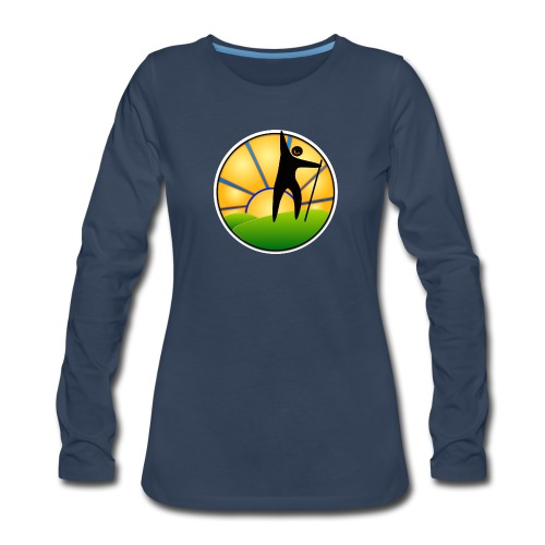 Success - Women's Premium Slim Fit Long Sleeve T-Shirt