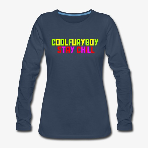 CoolFuryBoy - Women's Premium Long Sleeve T-Shirt