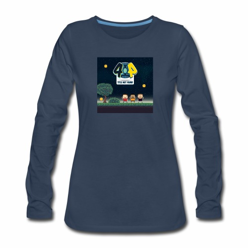 Logo and avatars - Women's Premium Long Sleeve T-Shirt