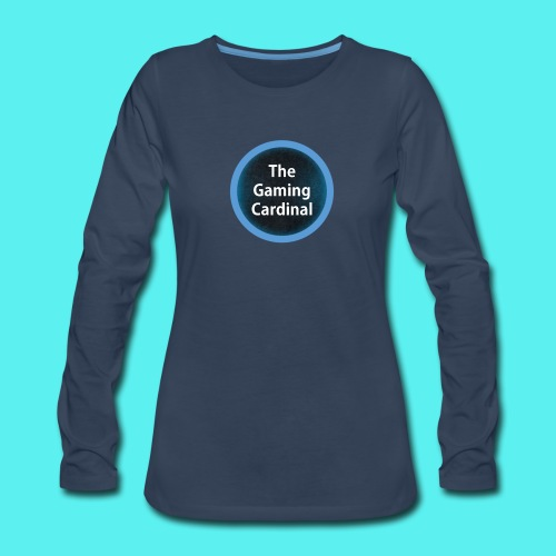 solo logo no back ground - Women's Premium Long Sleeve T-Shirt