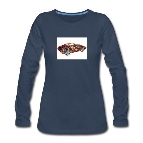 FullSizeRender mondial - Women's Premium Long Sleeve T-Shirt