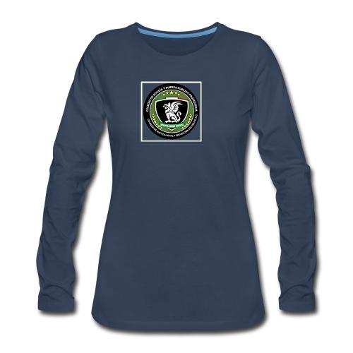 Its for a fundraiser - Women's Premium Long Sleeve T-Shirt