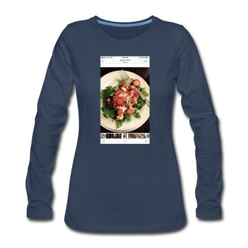 King Ray - Women's Premium Long Sleeve T-Shirt
