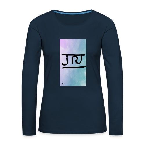 1523148611117 - Women's Premium Slim Fit Long Sleeve T-Shirt