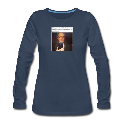 dank memes 30 photos 27 - Women's Premium Long Sleeve T-Shirt