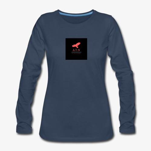 ATN exclusive made designs - Women's Premium Long Sleeve T-Shirt