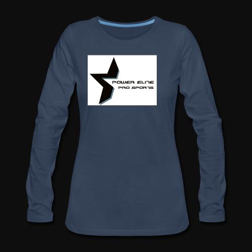 Star of the Power Elite - Women's Premium Long Sleeve T-Shirt