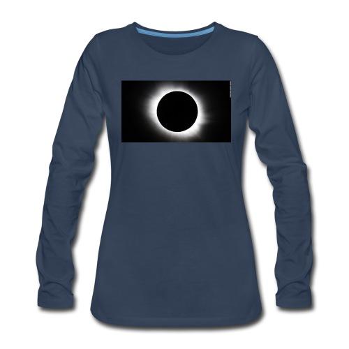 Solar - Women's Premium Long Sleeve T-Shirt