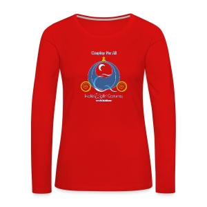 Cosplay For All: Cinderella - Women's Premium Long Sleeve T-Shirt