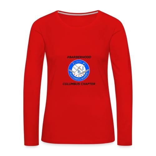 SB Columbus Chapter - Women's Premium Long Sleeve T-Shirt