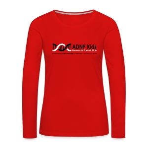 RED - Women's Premium Long Sleeve T-Shirt