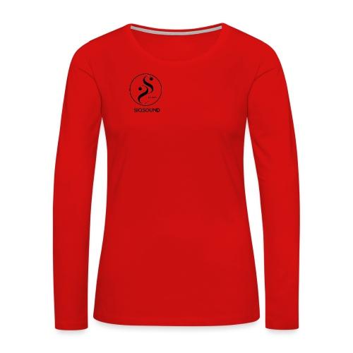 Siqsound Market - Women's Premium Long Sleeve T-Shirt