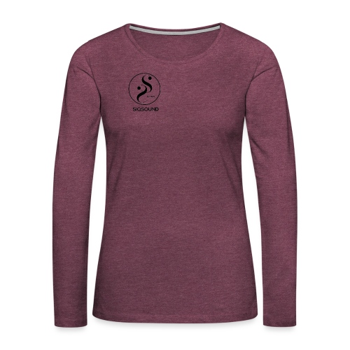 Siqsound Market - Women's Premium Long Sleeve T-Shirt