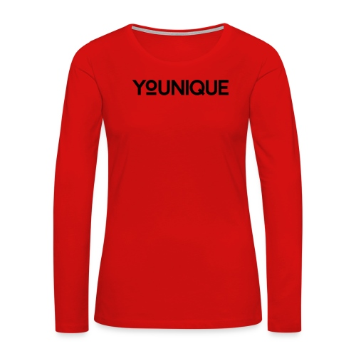Uniquely You - Women's Premium Long Sleeve T-Shirt