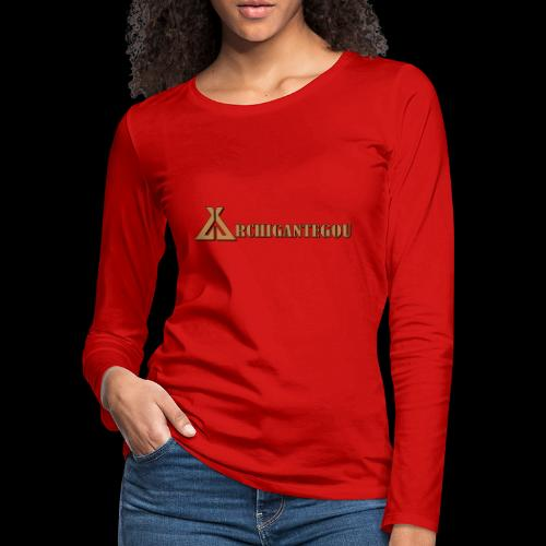 Archigantegou - Women's Premium Slim Fit Long Sleeve T-Shirt