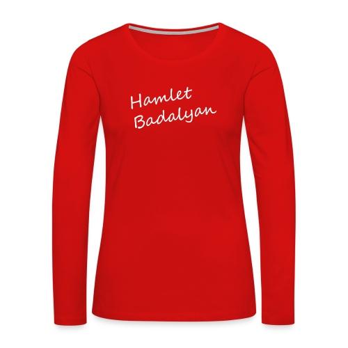 HB - Women's Premium Long Sleeve T-Shirt