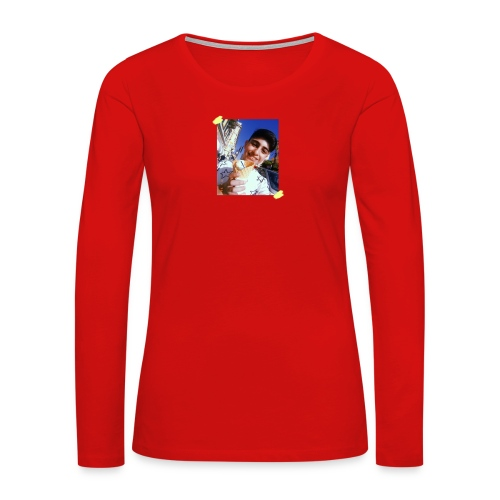 WITH PIC - Women's Premium Long Sleeve T-Shirt