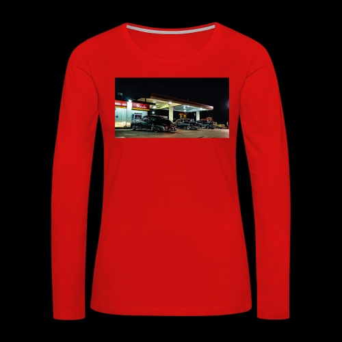 F2113954 469B 407D B721 BB0A78AA75C8 - Women's Premium Long Sleeve T-Shirt
