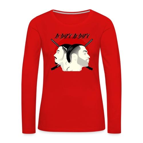 pnl - Women's Premium Long Sleeve T-Shirt