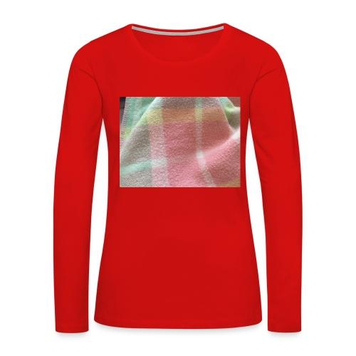 Jordayne Morris - Women's Premium Long Sleeve T-Shirt