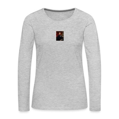 WIlliam Rufus King - Women's Premium Long Sleeve T-Shirt