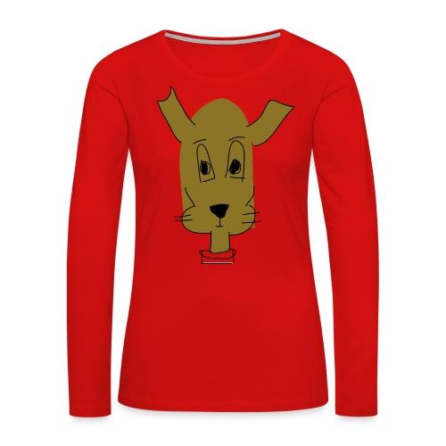 ralph the dog - Women's Premium Long Sleeve T-Shirt