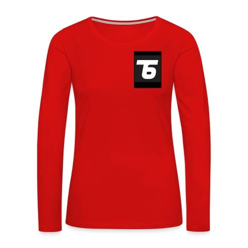 Team6 - Women's Premium Long Sleeve T-Shirt