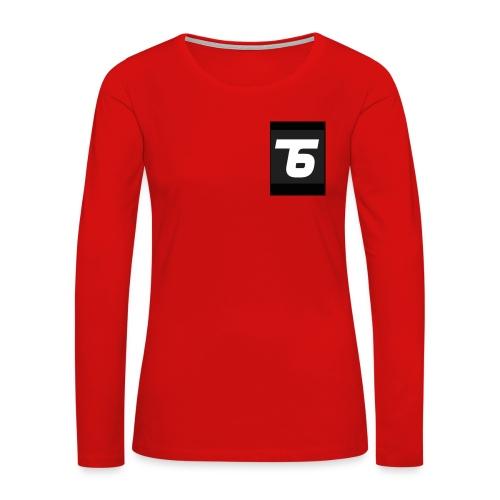 Team6 - Women's Premium Slim Fit Long Sleeve T-Shirt