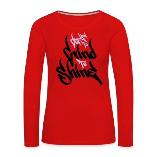 GTS - Women's Premium Long Sleeve T-Shirt