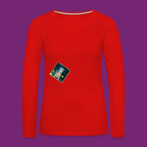 Wolfie Pack - Women's Premium Long Sleeve T-Shirt
