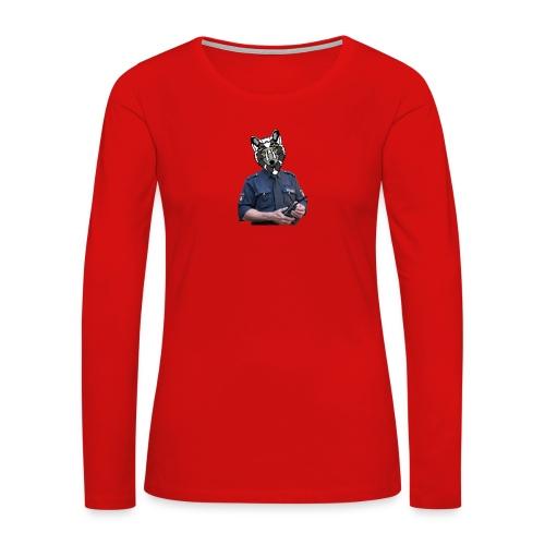 wolf police - Women's Premium Long Sleeve T-Shirt