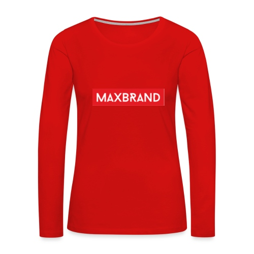 FF22A103 707A 4421 8505 F063D13E2558 - Women's Premium Slim Fit Long Sleeve T-Shirt