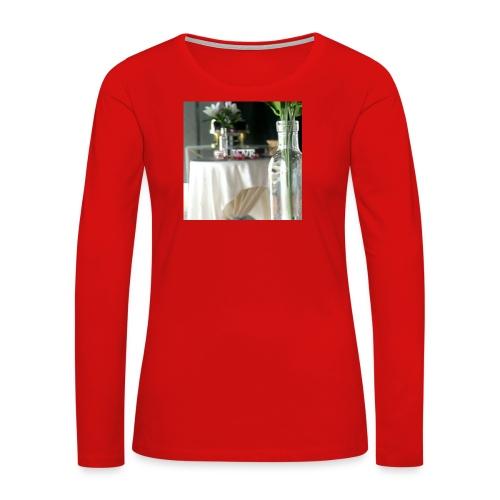 Spread the Love! - Women's Premium Long Sleeve T-Shirt