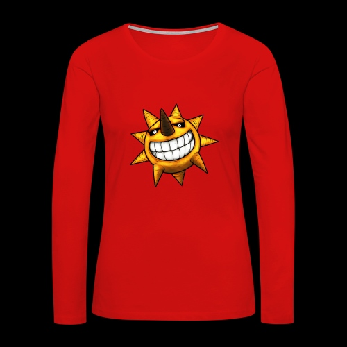 Soul Eater Sun - Women's Premium Long Sleeve T-Shirt