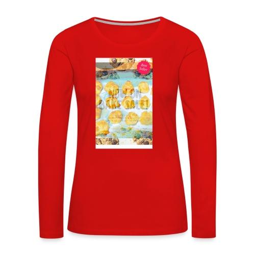 Best seller bake sale! - Women's Premium Long Sleeve T-Shirt