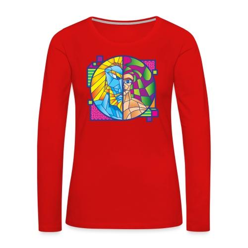 Zeus & Son - Women's Premium Long Sleeve T-Shirt
