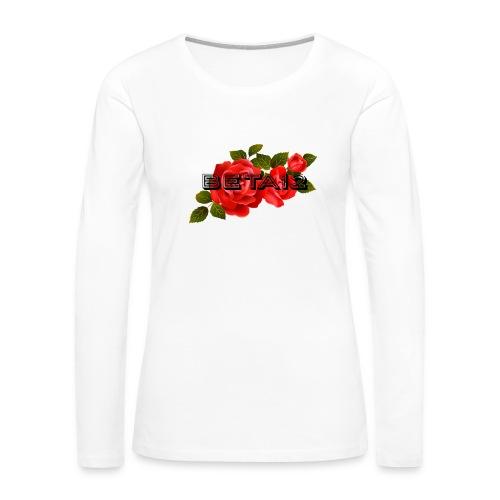 Beta12 - Women's Premium Long Sleeve T-Shirt