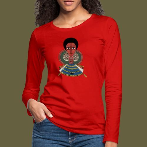 Habesha - Women's Premium Long Sleeve T-Shirt