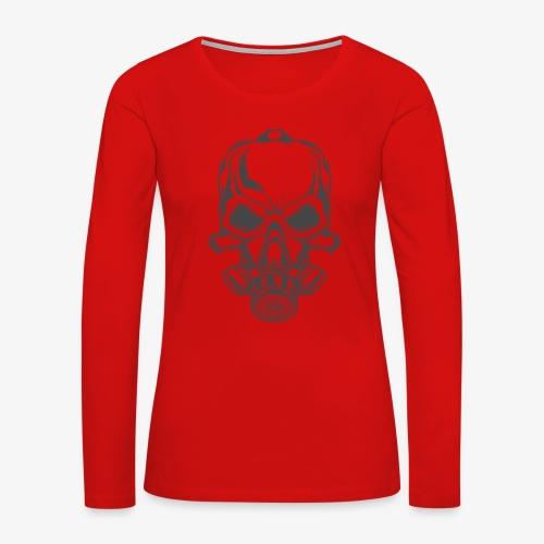 fire 2 - Women's Premium Long Sleeve T-Shirt