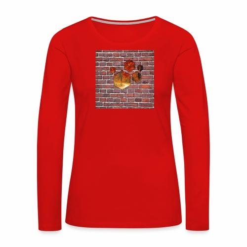 Wallart - Women's Premium Long Sleeve T-Shirt