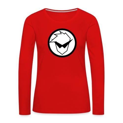FaryazGaming Logo - Women's Premium Long Sleeve T-Shirt