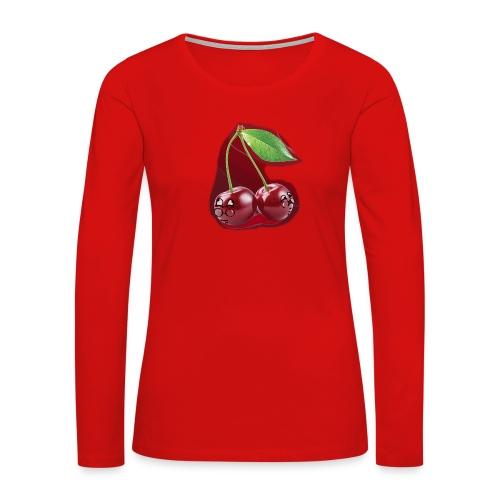 Cherry Bombs - Women's Premium Long Sleeve T-Shirt