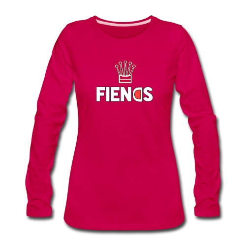 Fiends Design - Women's Premium Long Sleeve T-Shirt