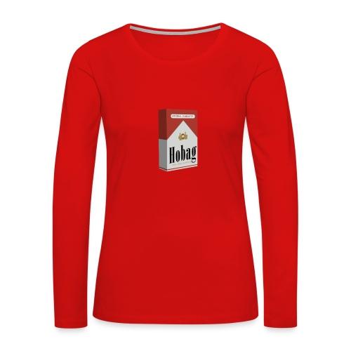 M4RLBORO Hobag Pack - Women's Premium Long Sleeve T-Shirt