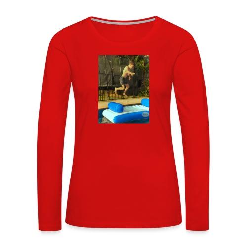 jump clothing - Women's Premium Long Sleeve T-Shirt